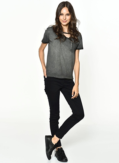 Mustang Pantolon | Skinny Siyah